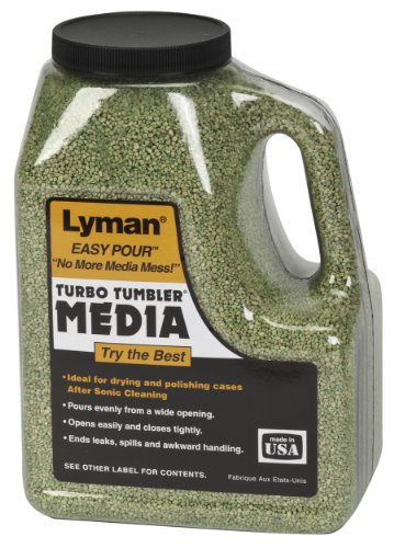 Lyman Reloading Tumbler Media Corncob (2.25-Pounds) by Lyman