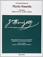 Maria Stuarda: Donizetti Wiklund - Critical Edition - En/It (Ricordi Opera Vocal Score)