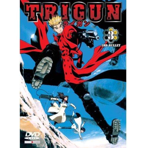 Trigun 3 - 3rd Bullet (Amaray)