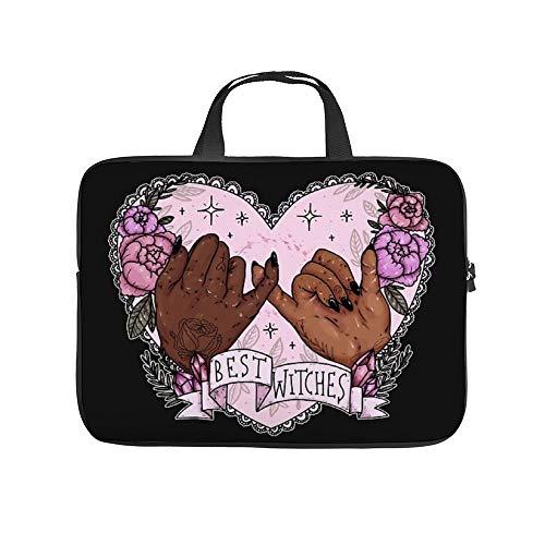 Neoprene Sleeve Laptop Handbag Case Cover Best Witches Portable MacBook Laptop/Ultrabooks Case Bag Cover 13-13.3 Inch
