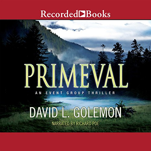 Primeval audiobook cover art