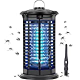 Bug Zapper Mosquito Trap Fly Insect Killer UV Light for Mosquito and Other Flying Pests 11W Powerful Electronic Mosquito Zapper Indoor, Home, Office, Garden, Safe for Children and Pets