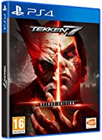 Tekken 7 Deluxe Edition (PS4) (輸入版)