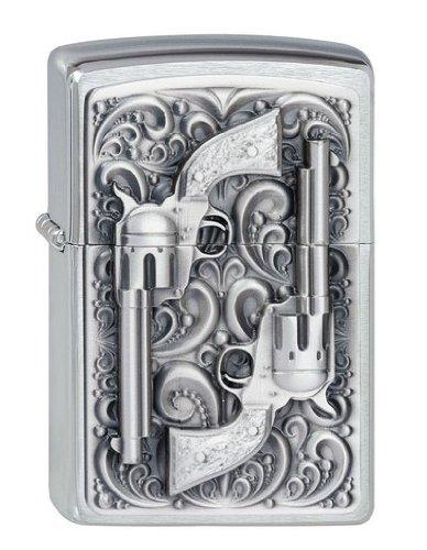 Zippo Feuerzeug Revolver ***Katalog 2011