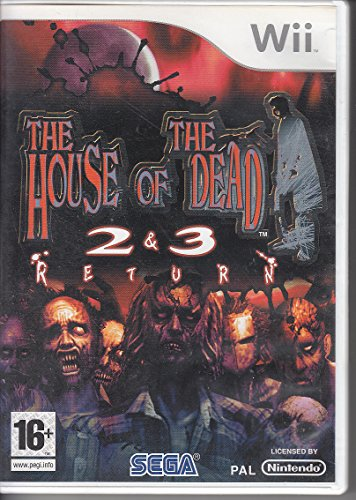 The House of the Dead 2&3 Return