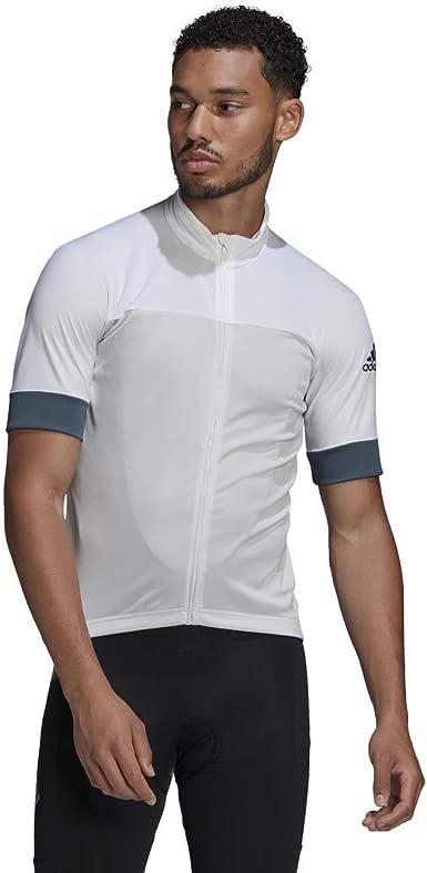 Amazon.com: adidas Men's Rad.Trikot Cycling Jersey : Clothing ...
