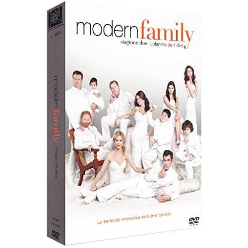 Modern Family Stg.2 (Box 4 Dvd)