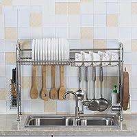 BBXXZ キッチン棚、EscurreplatosデCocinaのデAcero Inoxidable、60センチメートル、70センチメートル、80C M、90センチメートル、100センチメートル、 (Size : 60cm)