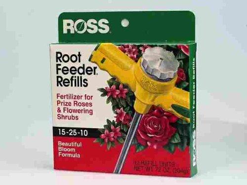 Ross Root Feeder Refills 15-25-10 Liquid