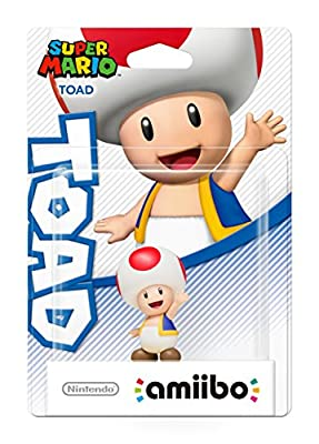 Toad amiibo - Super Mario Collection (Nintendo Wii U/3DS)