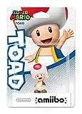 Nintendo - Colección Super Mario, Figurina Amiibo Toad