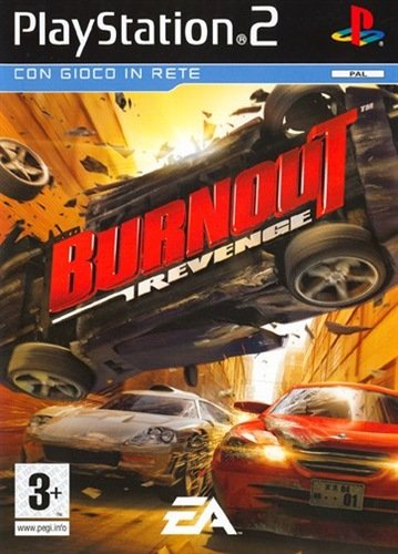 Burnout Revenge-(Ps2)