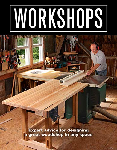 Workshops: Expert advice for designing a great woodshop in any space