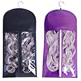 2PCS Hair Extension Holder with