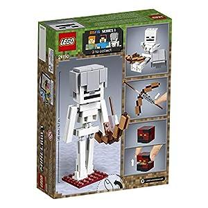 Amazon.co.jp - レゴ マインクラフト ビッグフィグ スケルトンとマグマキューブ 21150