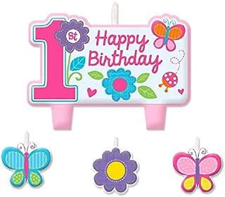 Sweet Birthday Girl Birthday Candle Set