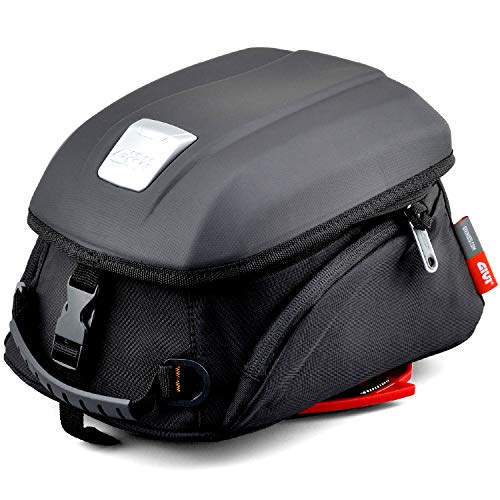 GIVI (ジビ) バイク用 タンクバッグ 5L 容量可変式 タンクロック MT505 94562