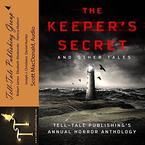 The Keeper's Secret audiobook cover art