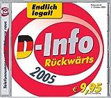 D-Info Rückwärts 2005 - Buhl Data Service GmbH