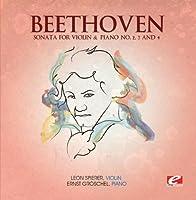 Sonata for Violin & Piano 2 3 & 4