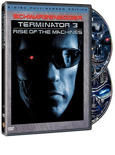Terminator 3 - Rise of the Machines (Two-Disc Full