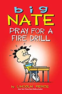 Big Nate: Pray for a Fire Drill (English Edition)