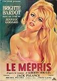 Le Mepris Film Poster Brigitte Bardot 28cm 4327,9x