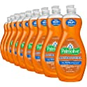 9-Pack Palmolive Antibacterial Ultra Liquid Dish Soap, 20 Fluid Ounce