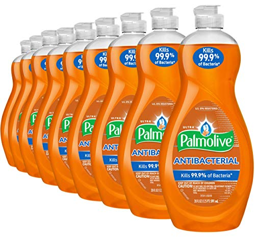 Palmolive Ultra Liquid Dish Soap 9 Pack – PRICE DROP + FREE SHIPPING