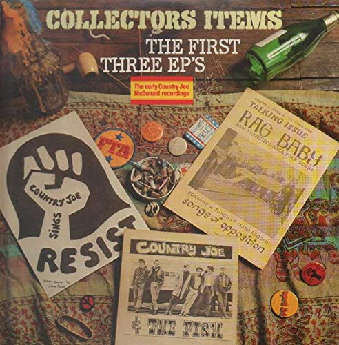 Collectors Items: The First Three EPs