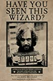 Harry Potter Wanted Sirius Black Maxi Poster 61x91.5cm
