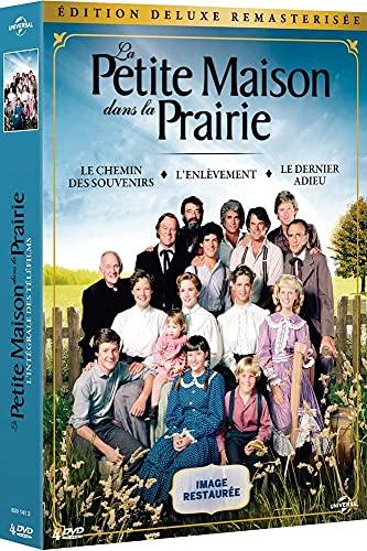 La Petite Maison dans la Prairie-L'intégrale des téléfilms [Édition Deluxe Remastérisée]