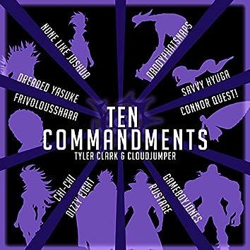 Ten Commandments (Seven Deadly Sins)