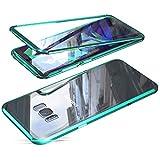 Jonwelsy Hülle für Samsung Galaxy S8 Plus, Magnetische