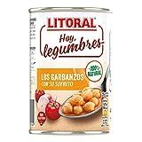 Litoral - Garbanzos de la Abuela - Pack de 15 x 440 g