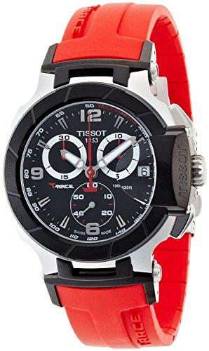 Tissot T-Race T0484172705701 Red Straps