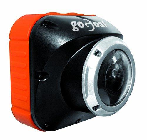 SportXtreme GoGoal FUN Action Camera Videocamera Sportiva Full HD, Water Resistant con Imbragatura