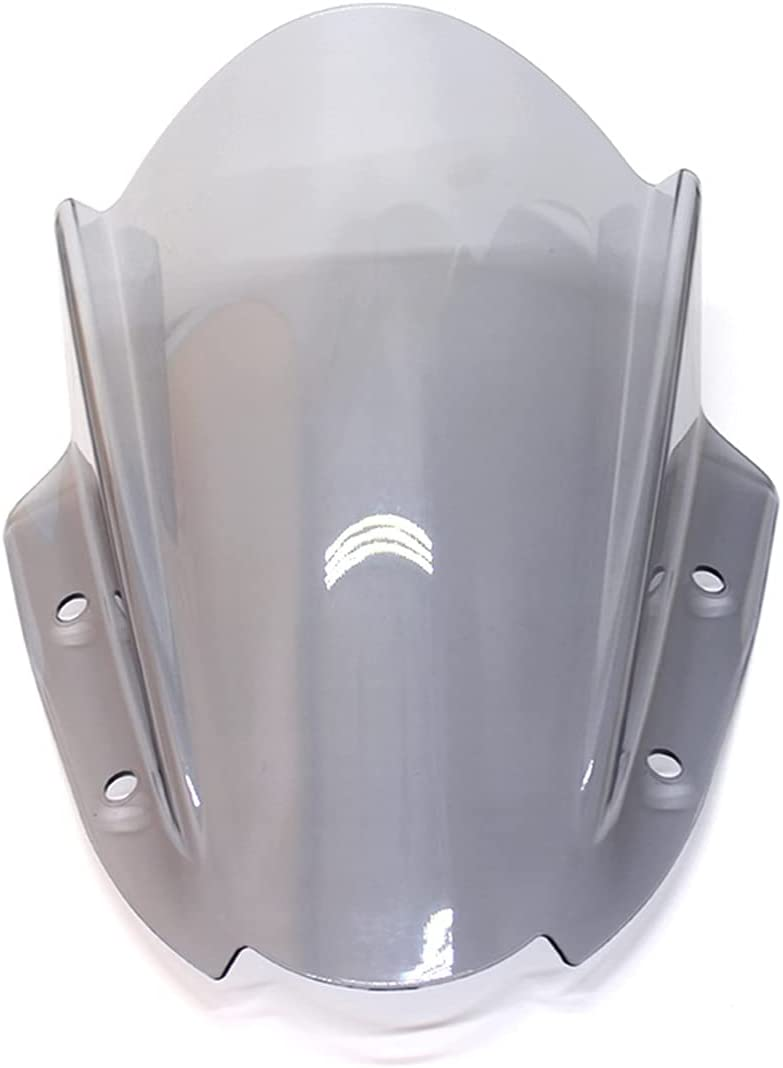 Windshield Deflector Double At the price of surprise Bubble Flyscreen Max 90% OFF Wind Touring Racing