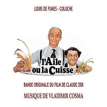 L'aile ou la cuisse (Bande originale du film de Claude Zidi)