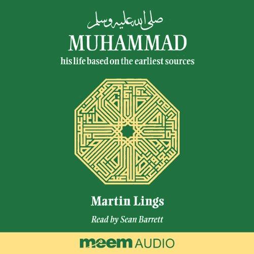 Muhammad audiobook cover art