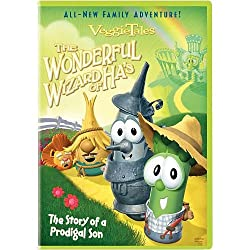 Veggie Tales: The Wonderful Wizard of Ha's: The Story of a Prodigal Son DVD