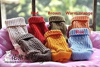 FidgetGear XXXXS/XXXS/XXS Teacup Dog Sweater Puppy Cat Hoodie Clothes for Chihuahua Yorkie