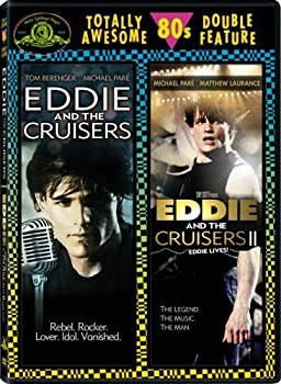 Eddie and the Cruisers / Eddie and the Cruisers II  Eddie Lives!  Totally Awesome 80s Double Feature
