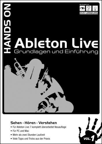 Hands on Ableton Live Vol. 1 - Grundlagen und Einführung (DVD-ROM)