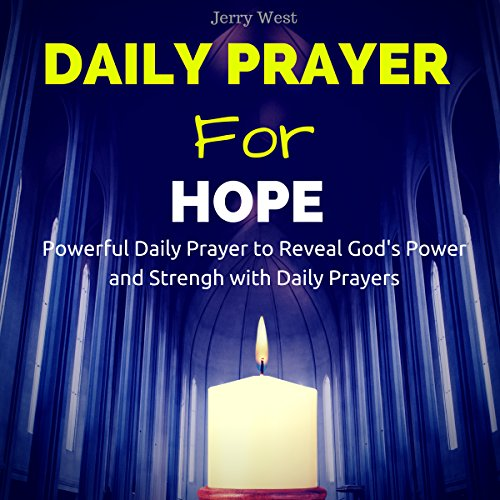 Daily Prayers for Hope audiobook cover art