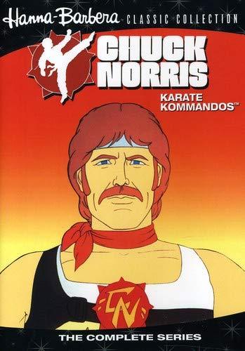 Chuck Norris: Karate Kommandos [DVD] [Region 1] [NTSC] [US Import]