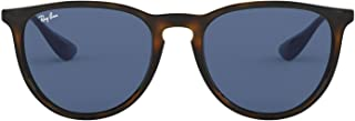 RB4171F Erika Round Asian Fit Sunglasses