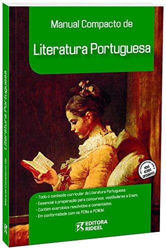 Manual Compacto de Literatura Portuguesa