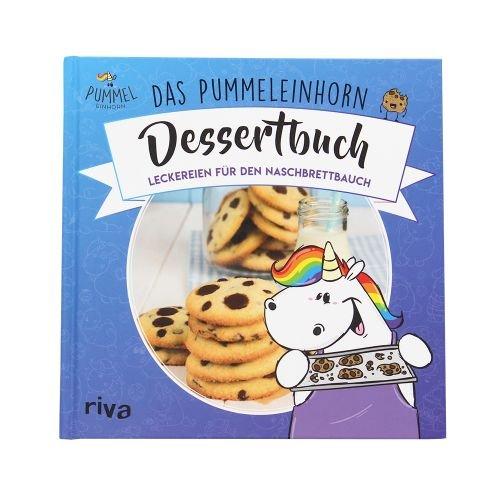 Pummeleinhorn Dessertbuch - Leckereien für den Naschbrettbauch
