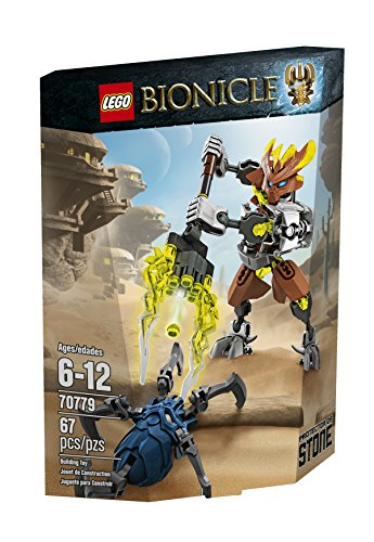 LEGO Bionicle 70779 Protector of Stone...
